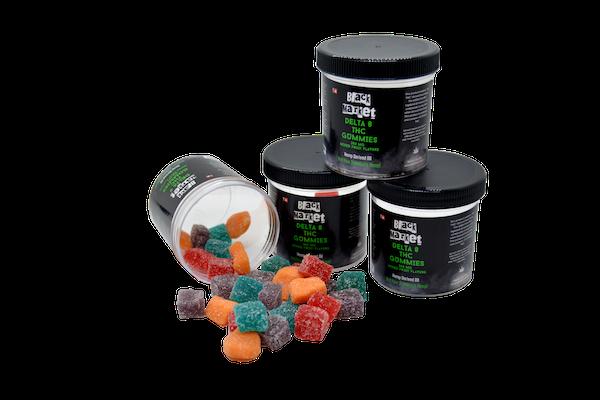 black market delta 8 thc gummies